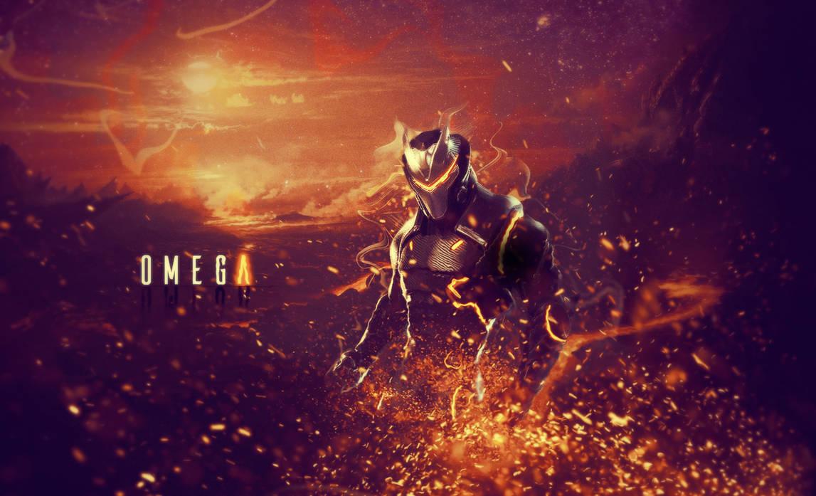 OMEGA Fortnite - Wallpaper by Boniito24