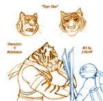 Tiger Claw Practice 1