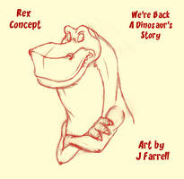 Sketch Sunday--Rex
