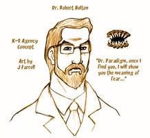 Dr. Robert Bolton for K-9 Agency 1