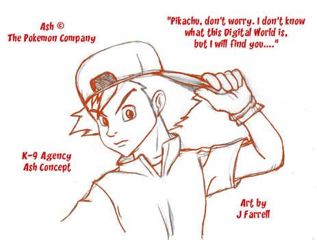 K-9 Agency Ash Concept