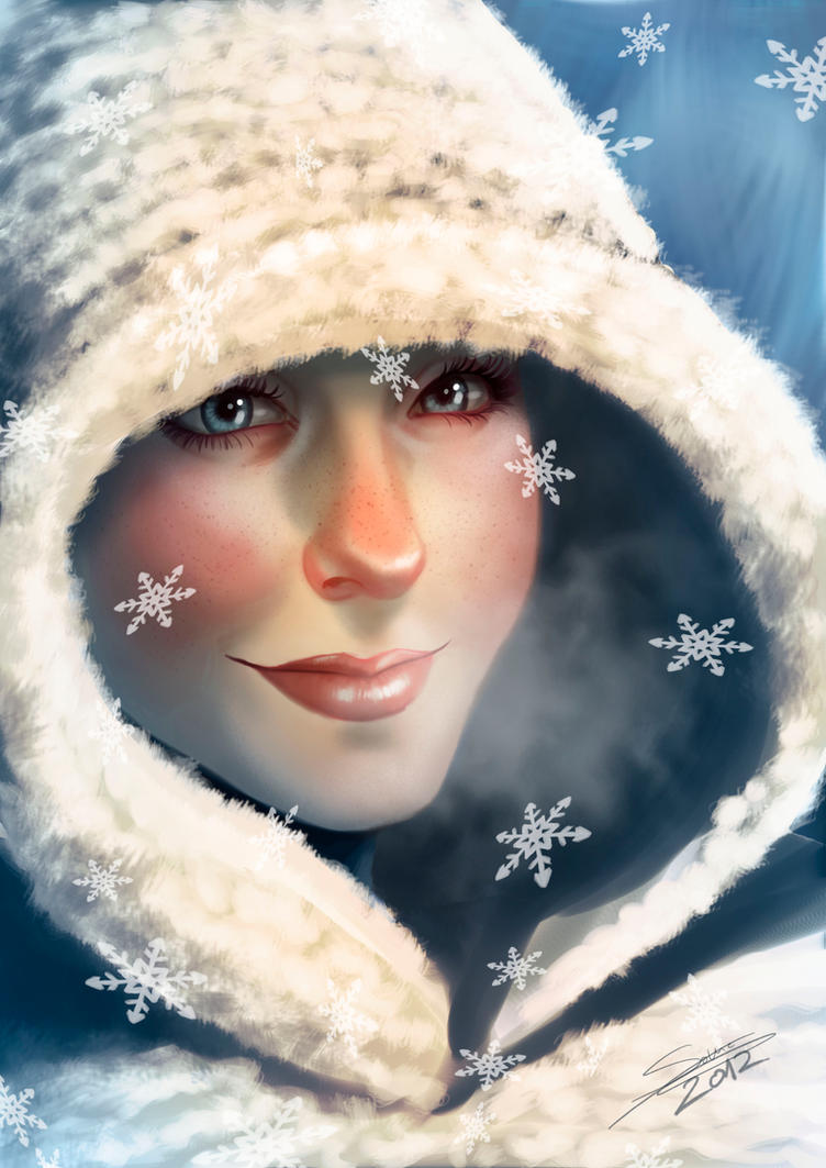 Winter is coming by Sonia-bessona