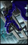 Commission: BLACK SHROUD
