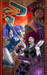 Commission:Fencer Vs Kali