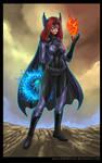 Commission: Storm Vyxen