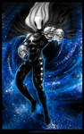 Commission: BLACK LUMINOUS