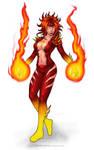 Commission: FireBrandi