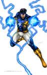Commission: BLUE VOLT