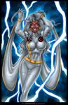 Commission: Jokerized Storm
