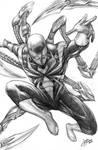 SPIDERMAN civil war