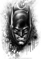 Batman Rouges by johnbecaro