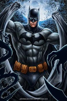 Batman flex