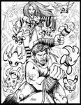 ANIM EH: Magic Maya and Resbak