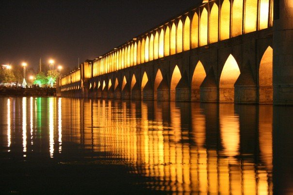 Isfahan Bridge by nunu604