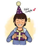 Birthday Daniel