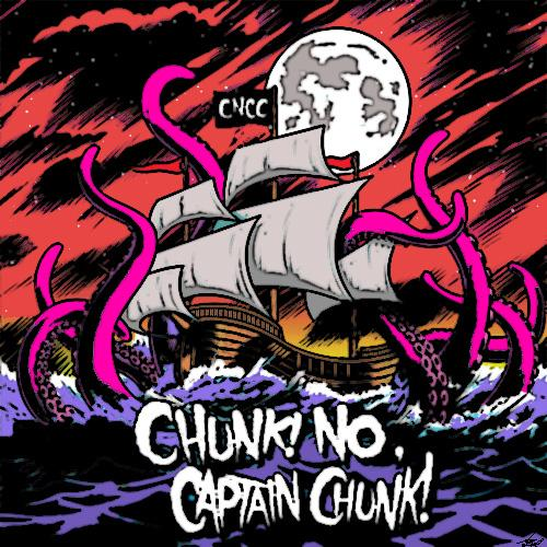 CHUNK No, Captain Chunk painting by zombis-cannibal