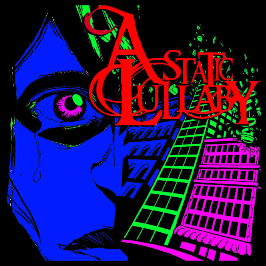 A Static Lullaby Self Titled Pop art by zombis-cannibal