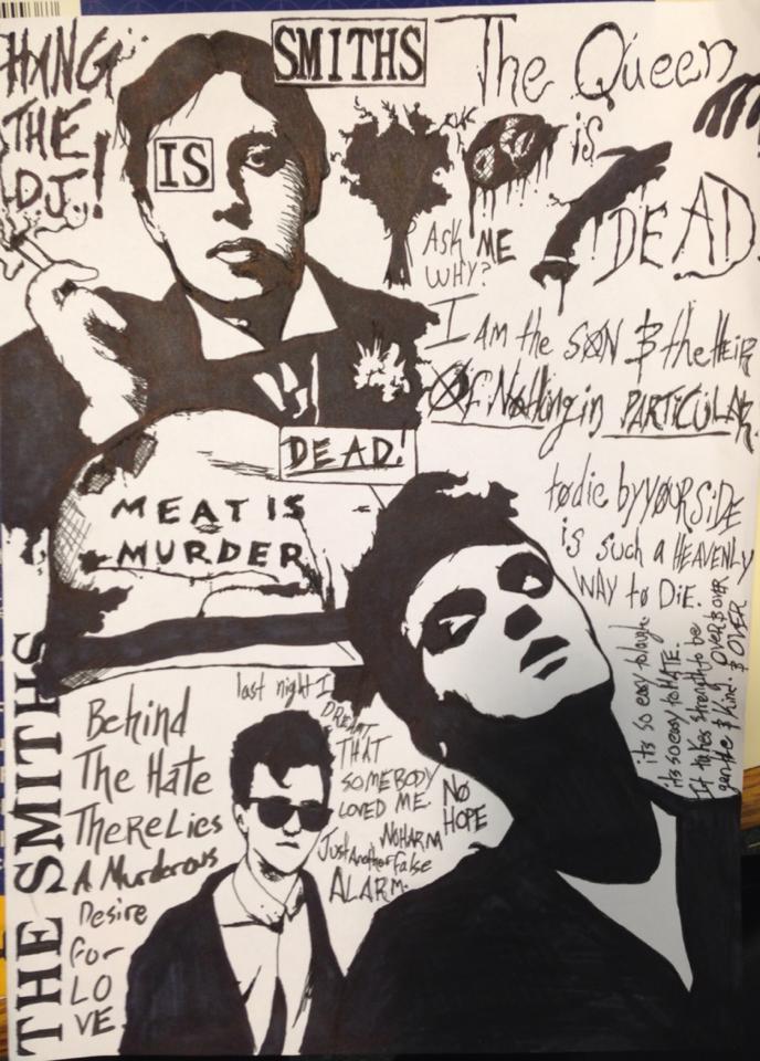 the smiths lyric wallpaper - photo #13