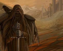 wasteland knight by yonaz
