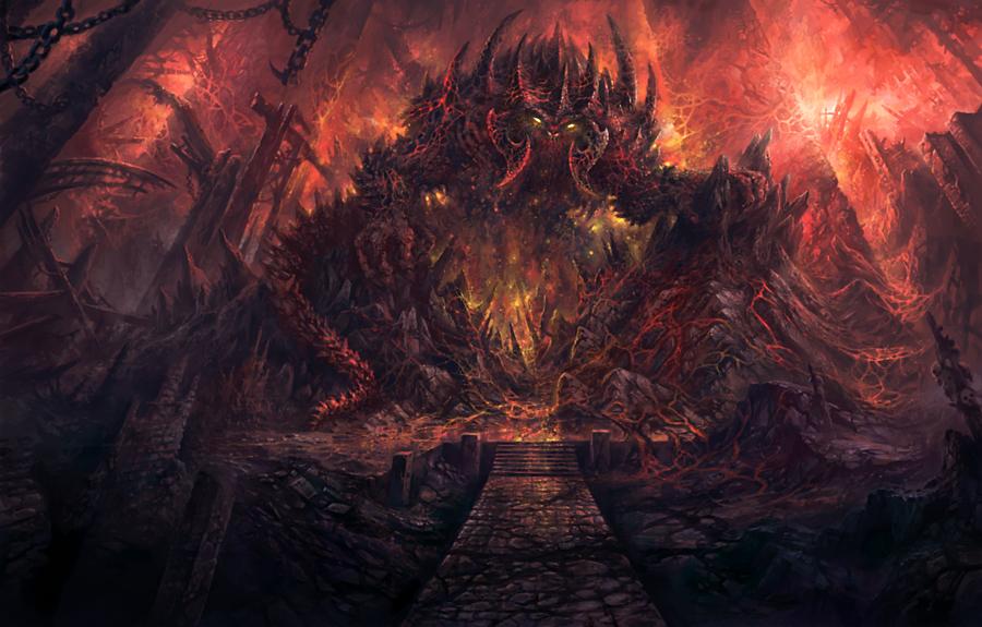 Diablo by yonaz