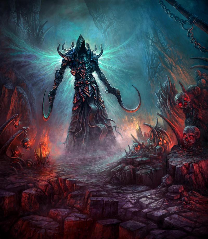 Angel of Death by yonaz