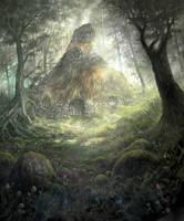 skogshus by yonaz