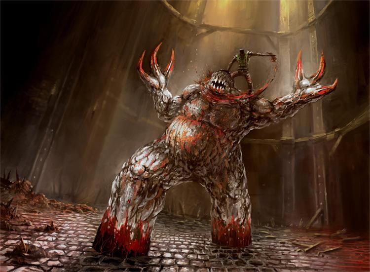 the poor shambler is killed by yonaz on DeviantArt Quake Shambler