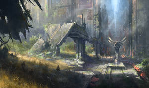 City Ruins by yonaz