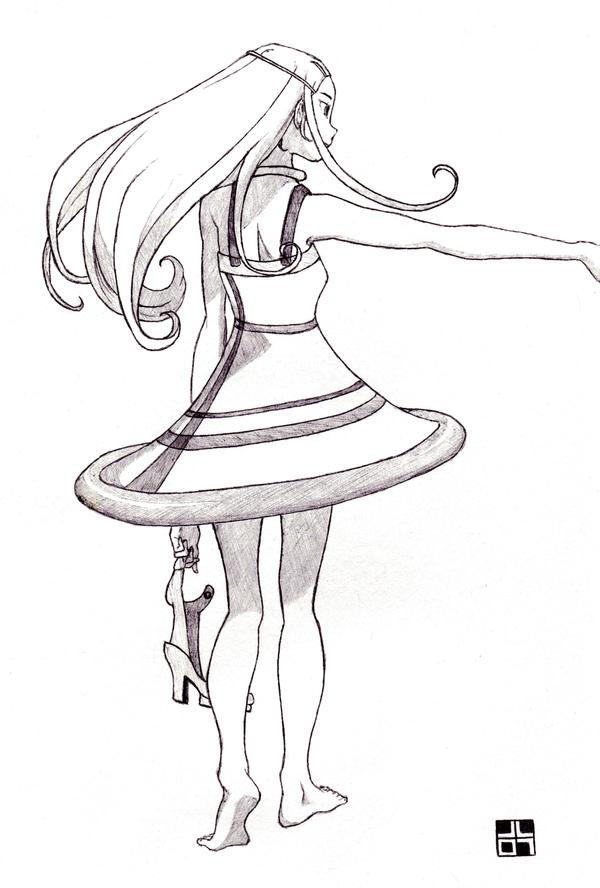Anemone by mispeld