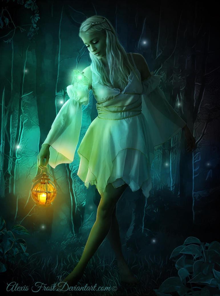 Luna Luna by Alexis-Frost