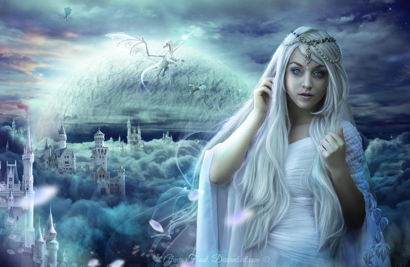 Of Elves And Dragons by FrostAlexis on DeviantArt