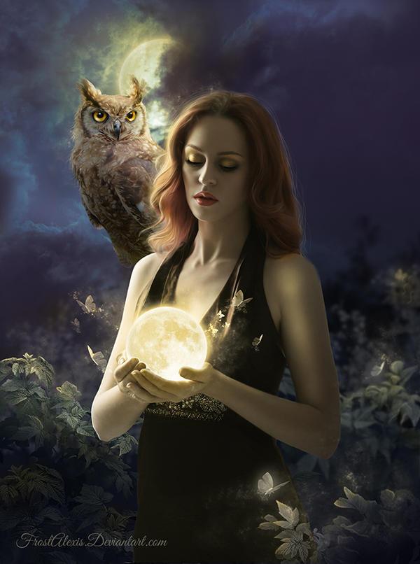 Moon Seekers by FrostAlexis