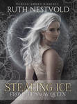 Stealing Ice (Book Cover) (Sold)