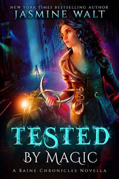 Tested by Magic (Book Cover)