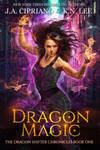 Dragon Magic  (Book Cover)
