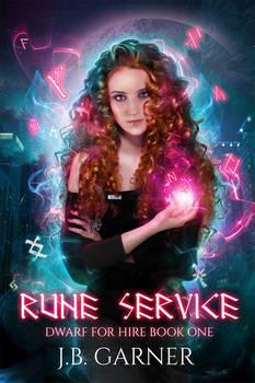 Rune Service - Book Covers