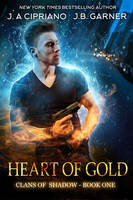 Heart of Gold (Book Cover) by FrostAlexis