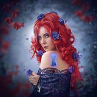 The Secret Garden  by FrostAlexis