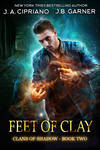 Feet of Clay (Book Cover)