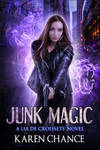 Junk Magic (Book Cover)