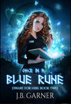 Once In a Blue Rune - Book Cover