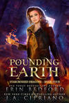 Pounding Earth (Book Cover)