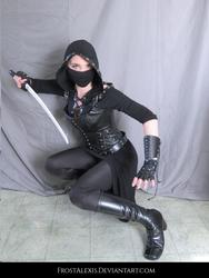 In Black (29) by FrostAlexis