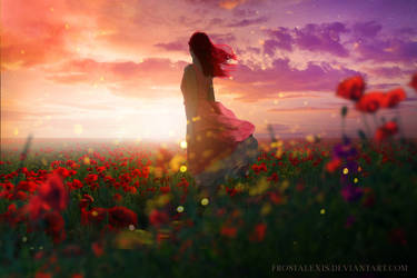Flowers by FrostAlexis