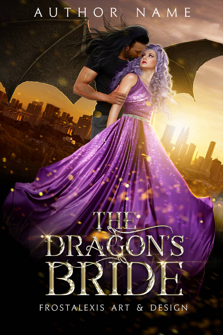 Dragon's Bride - Ebook ***SOLD*** by FrostAlexis