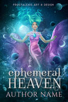 Ephemeral Heaven Ebook Cover ***SOLD*** by FrostAlexis