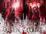 Blood Queen Ebook Set- Sold