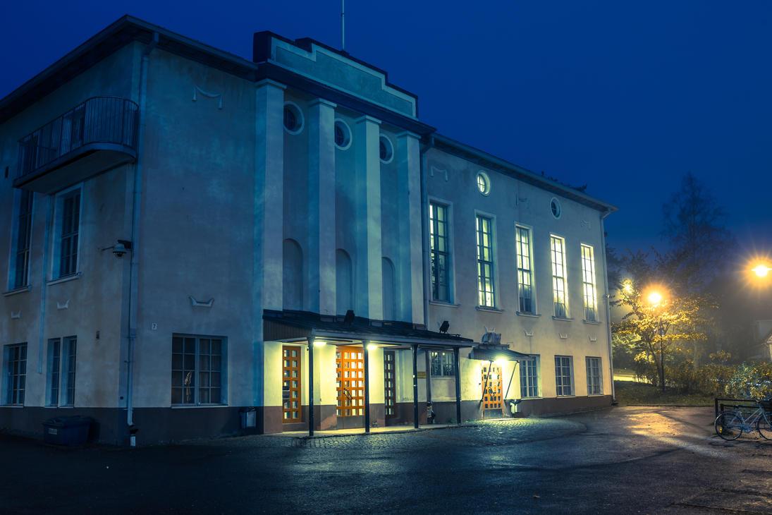 Old building by BIREL