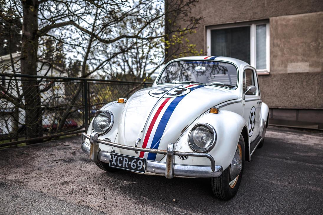 VW Beetle ( Herbie ) by BIREL