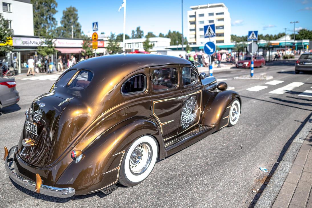 Old car by BIREL